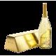 Sampanie cu foite de aur 23 k -  Österreich Gold 1,5 litri + cutie